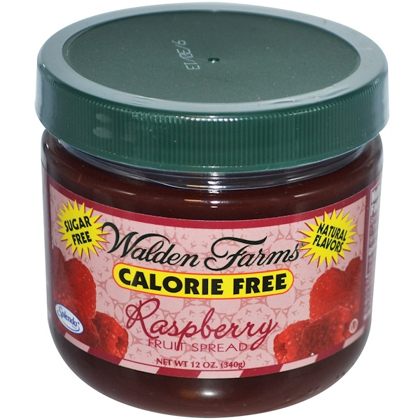 Walden Farms, Raspberry Fruit Spread, 12 oz (340 g)