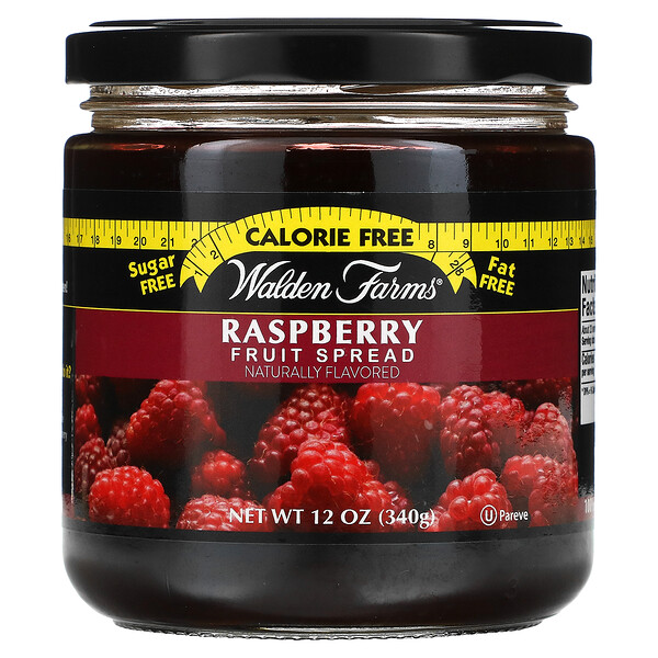 Walden Farms, Raspberry Fruit Spread, 12 oz (340 g)