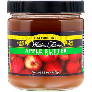Walden Farms, アップルバター、フルーツスプレッド、12 オンス (340 g)