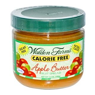 Walden Farms, Apple Butter, Fruit Spread, 12 oz (340 g)