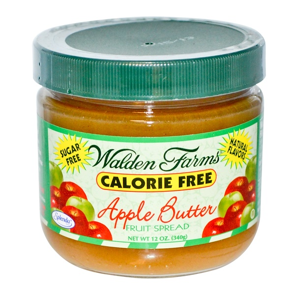 Walden Farms, Apple Butter, Fruit Spread, 12 oz (340 g)