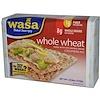 Wasa Flatbread, Crispbread, Whole Wheat, 10.9 oz (310 g) (Discontinued Item)