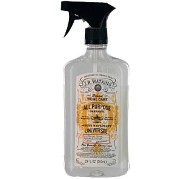 J R Watkins, Natural Home Care, универсальное моющее средство 24 жидких унции (710 мл) (Discontinued Item)