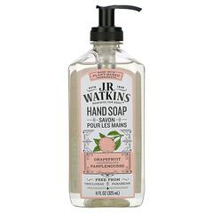 J R Watkins, 洗手液,葡萄柚味,11 液量盎司(325 毫升)