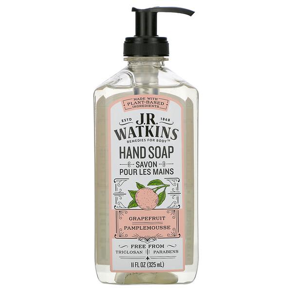Hand Soap, Grapefruit, 11 fl oz (325 ml)