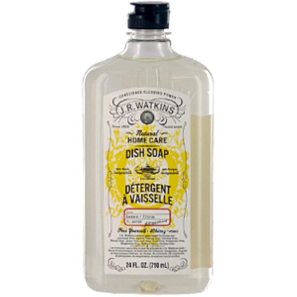 Dish Soap Lemon 24 Fl Oz J R Watkins