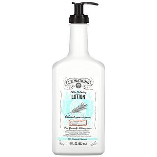 J R Watkins, Skin Calming Lotion, Fragrance Free, 18 fl oz (532 ml)