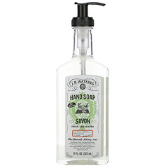 J R Watkins, 洗手液,橙花麝香味,11 液量盎司(325 毫升)