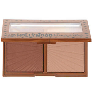 W7, Hollywood Bronze & Glow, Duo Bronzer and Highlighter отзывы покупателей