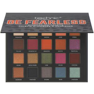 W7, Technic, Limited Edition, Be Fearless, Eye Shadow Palette, 0.56 oz (16 g) отзывы покупателей