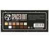 W7, Spaced Out, Galactic Glimmers, Eye Contour Palette, 0.34 oz (9.6 g)