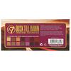 W7, Dusk Till Dawn, Ultra Violet Neutrals, Pressed Pigment Palette, 0.34 oz (9.6 g)