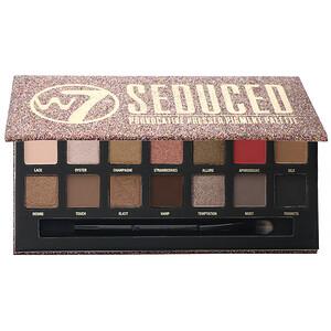 W7, Seduced, Provocative Pressed Pigment Palette, 0.39 oz (11.2 g) отзывы