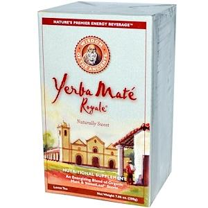 Виздом Натуралс, Wisdom of the Ancients, Yerba Mate Royale, Loose Tea, 7.06 oz (200 g) отзывы