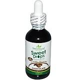 Отзывы о Wisdom Natural, Жидкий подсластитель стевия  с ароматом шоколада, 2 жидких унции (60 мл)
