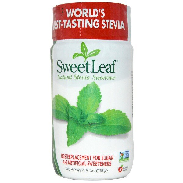 SweetLeaf, Natural Stevia Sweetener, 4 oz (115 g)