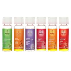 Weleda, 身體護膚精油套裝,6 瓶裝(0.34 液量盎司/瓶)