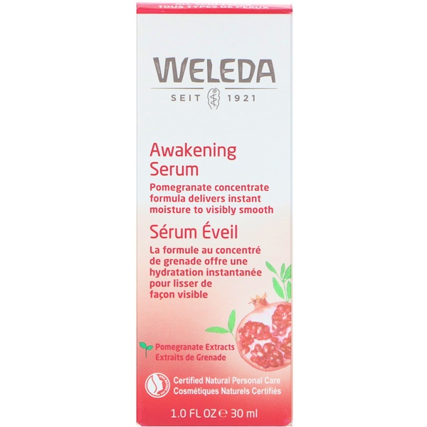Weleda, Age Defying Serum, 1.0 fl oz (30 ml)