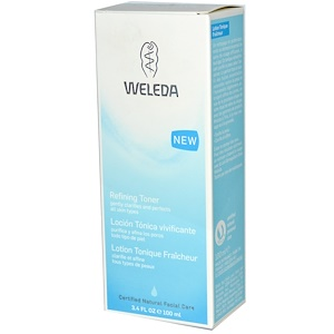 Weleda, Очищающий тоник 3.4 жидких унции (100 мл) инструкция, применение, состав, противопоказания