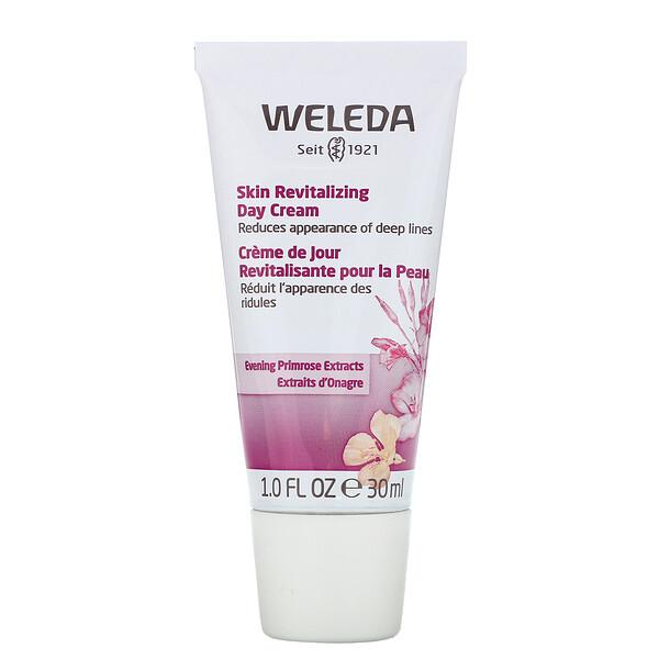 Weleda, Crème de jour revitalisante pour la peau, 30ml
