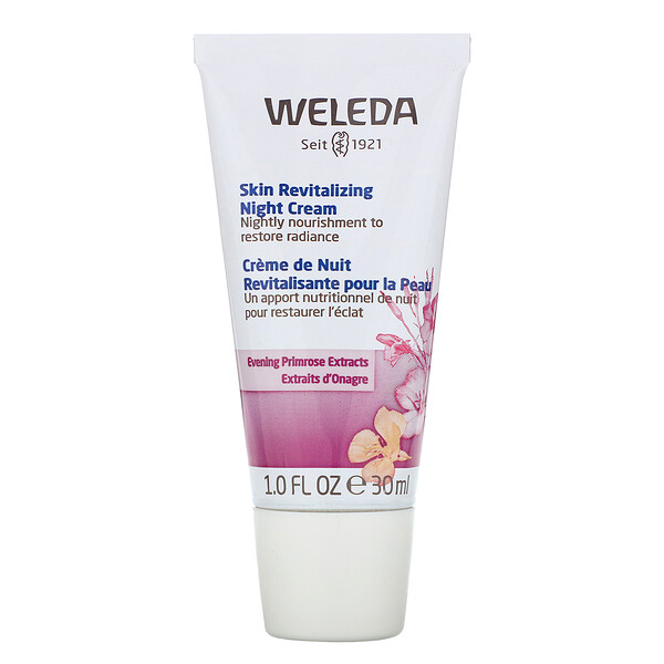 Weleda, Skin Revitalizing, Night Cream, 1.0 fl oz (30 ml)