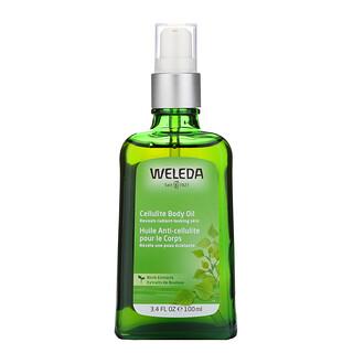 Weleda, Cellulite Body Oil, Birch Extracts, 3.4 fl oz (100 ml)