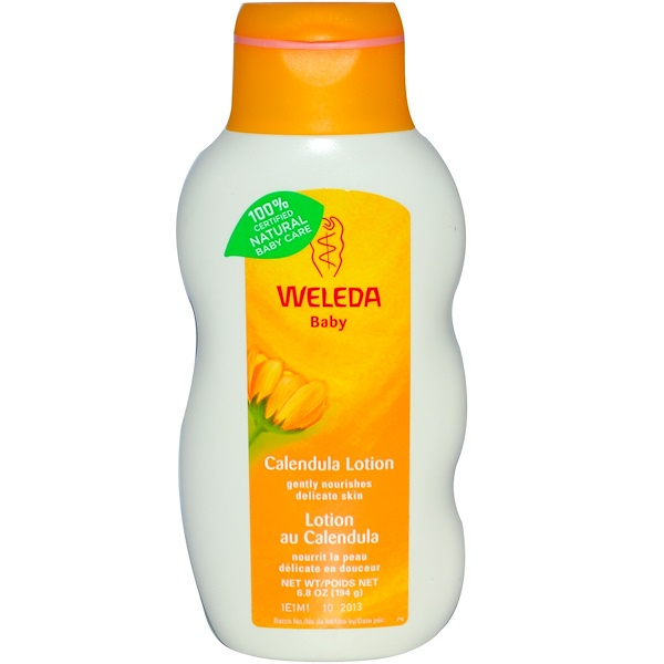 Weleda, Baby, Calendula Lotion, 6.8 oz (194 g) (Discontinued Item)