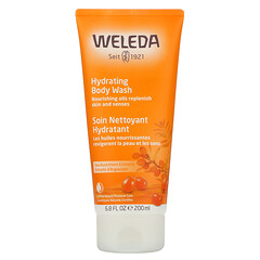 Weleda, 保濕沐浴露,沙棘提取物,6.8 盎司(200 毫升)