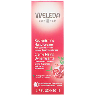Weleda, Replenishing Hand Cream, 1.7 fl oz (50 ml)