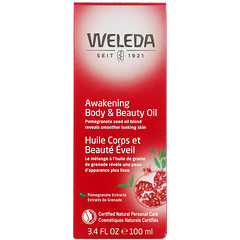 Weleda, Awakening Body & Beauty Oil, 3.4 fl oz (100 ml)