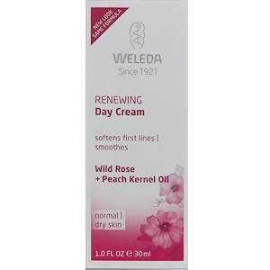 Weleda, Восстанавливающий дневной крем, 30 мл (1 жидкая унция) купить на iHerb