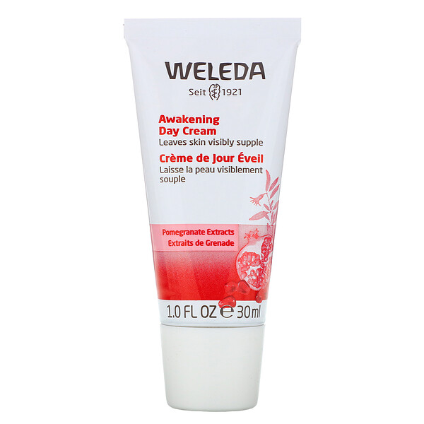 Weleda, Awakening Day Cream, Pomegranate Extracts, 1.0 fl oz (30 ml)
