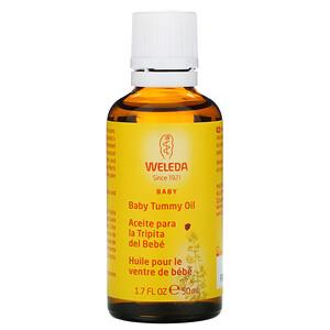 Веледа, Baby Tummy Oil, 1.7 fl oz (50 ml) отзывы покупателей
