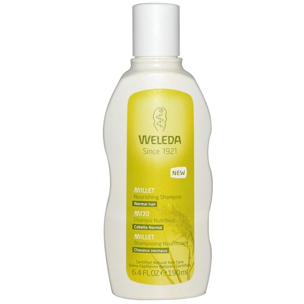 Weleda, Millet Nourishing Shampoo, 6.4 fl oz (190 ml) (Discontinued Item)