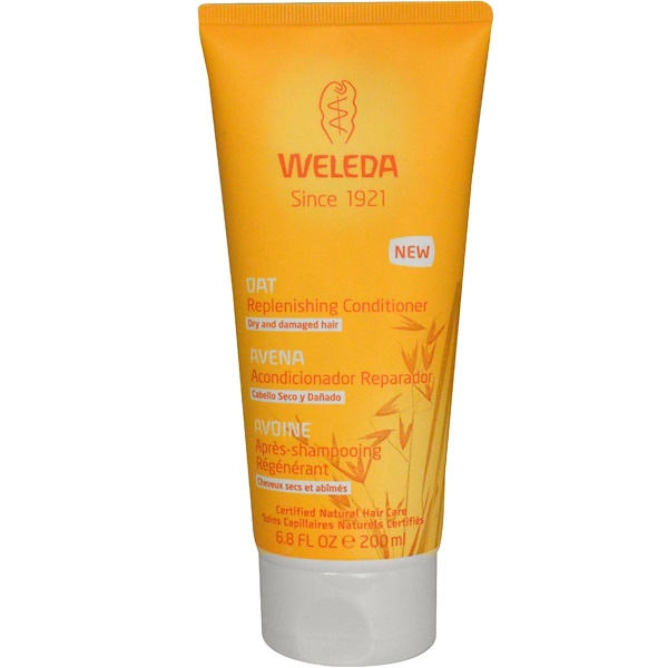 Weleda, Oat Replenishing Conditioner, 6.8 fl oz (200 ml) (Discontinued Item)