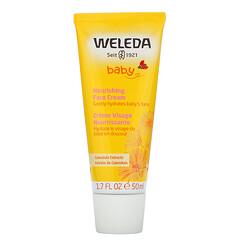 Weleda, 嬰兒,營養面霜,金盞花提取物,1.7 液量盎司(50 毫升)