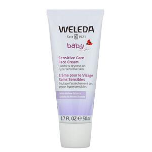 Веледа, Baby, Sensitive Care Face Cream, White Mallows Extracts, 1.7 fl oz (50 ml) отзывы