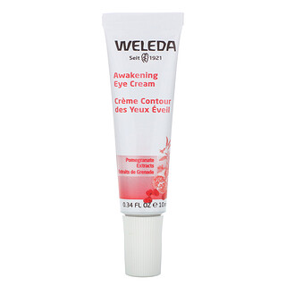 Weleda, Awakening Eye Cream, Pomegranate Extracts, 0.34 fl oz (10 ml)