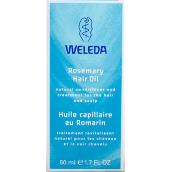Weleda, Rosemary Hair Oil, 1.7 fl. oz. (50 ml) (Discontinued Item)