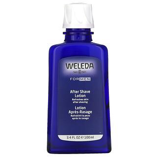 Weleda, For Men, After Shave Lotion, 3.4 fl oz (100 ml)