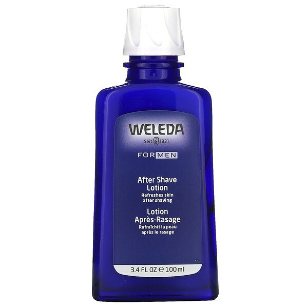 For Men, After Shave Lotion, 3.4 fl oz (100 ml)