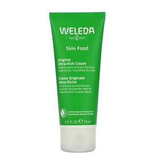 Weleda, Skin Food, Original Ultra-Rich Cream, 2.5 oz (75 g)