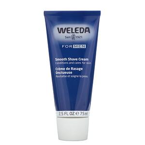 Веледа, For Men, Smooth Shave Cream, 2.5 fl oz (75 ml) отзывы покупателей