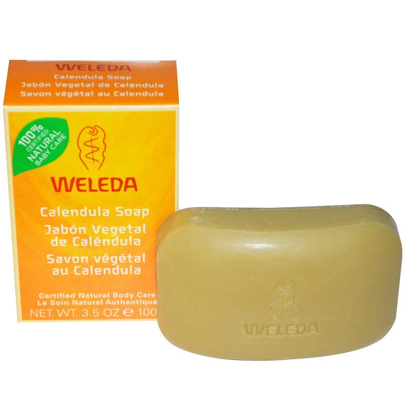 Calendula Soap, 3.5 oz (100 g)