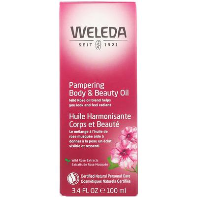 Купить Pampering Body & Beauty Oil, 3.4 fl oz (100 ml)