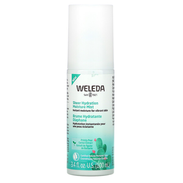 Sheer Hydration Moisture Mist, 3.4 fl oz (100 ml)