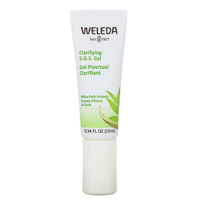 Купить Weleda S.O.S., очищающий гель, 10мл (0, 34жидк.унции)