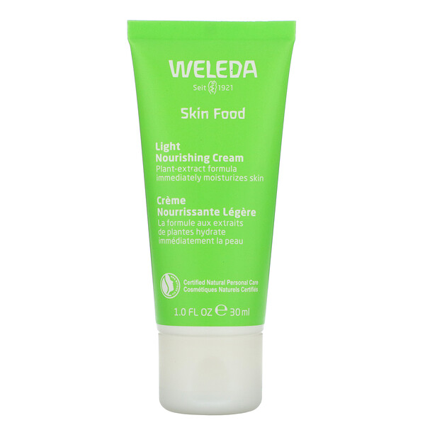 Weleda, Skin Food, Light Nourishing Cream, 1.0 fl oz (30 ml)