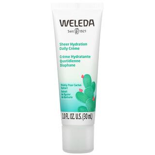 Weleda, Sheer Hydration Daily Creme, 1.0 fl oz (30 ml)