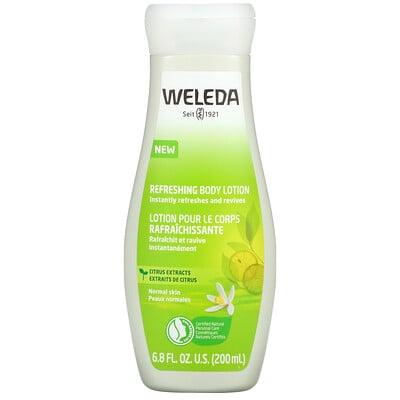 Weleda Refreshing Body Lotion, Citrus Extracts, 6.8 fl oz (200 ml)